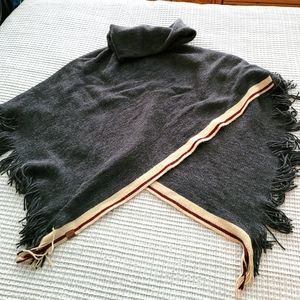 Roots Women's Cabin Poncho